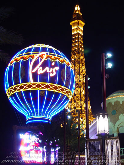 Paris Hotel And Casino Las Vegas